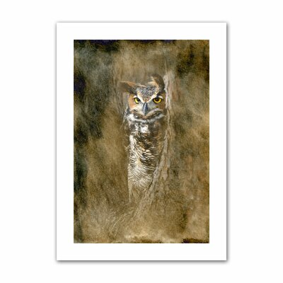 Art Wall David Liam Kyle 'The Sentry' Unwrapped Canvas Wall Art