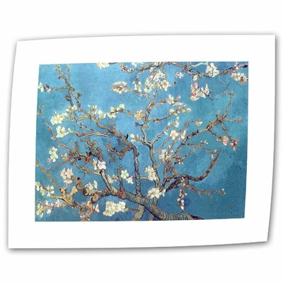 "<strong>Art Wall</strong> Vincent van Gogh ""Almond Blossom"" Canvas Wall Art"