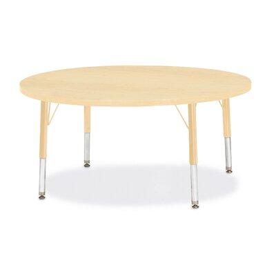 "Jonti-Craft Berries Round Activity Table (42"" x 42"")"