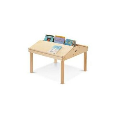 Jonti-Craft Quad Tablet and Reading Table