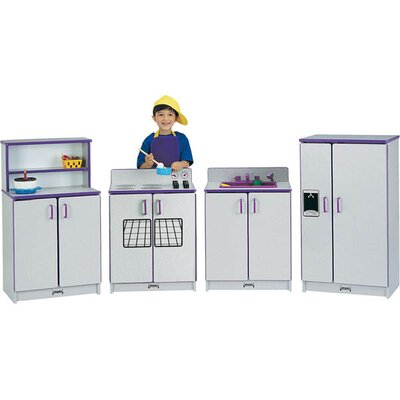 Jonti-Craft 4 Piece Kitchen Set
