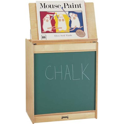 Jonti-Craft Big Book Easel - Chalkboard
