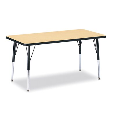 "Jonti-Craft KYDZ Activity Table- Rectangular (30"" x 60"")"