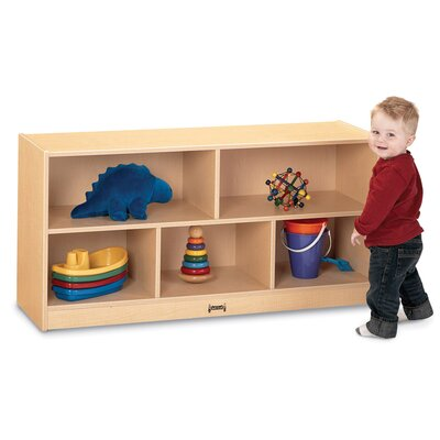 Jonti-Craft SPROUTZ® Toddler Single Storage Unit