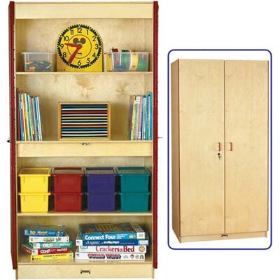 Jonti-Craft ThriftyKYDZ Classroom Closet - Deluxe