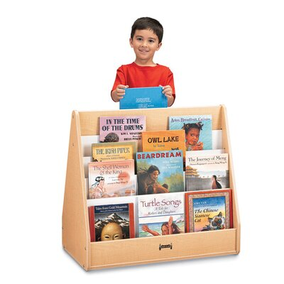 "Jonti-Craft 28"" Pick-a-Book Stand with 2 Sided"