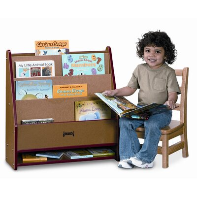 Jonti-Craft Sproutz Toddler Pick-A-Book Stand with 1 Sided