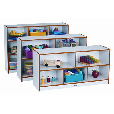 Jonti-Craft Low Single Storage