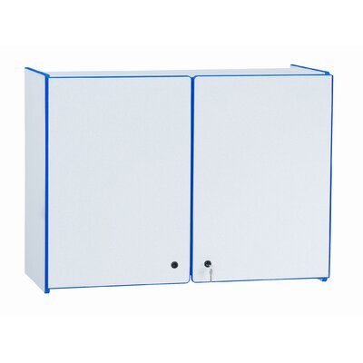 Jonti-Craft Lockable Wall Cabinet