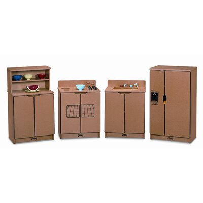 Jonti-Craft Sproutz 4 Piece Kitchen Set