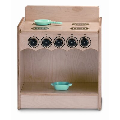Jonti-Craft Toddler Contempo Stove