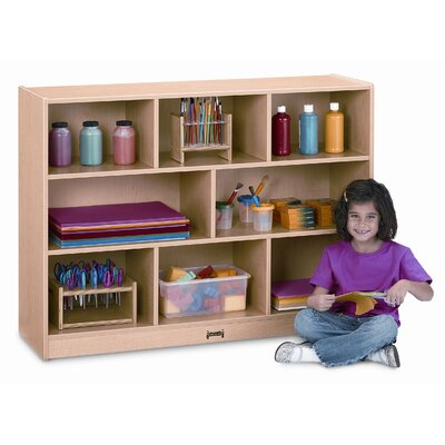 Jonti-Craft Super-Sized Single Storage Unit