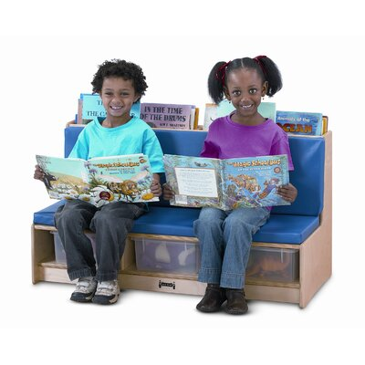 Jonti-Craft Literacy Couch