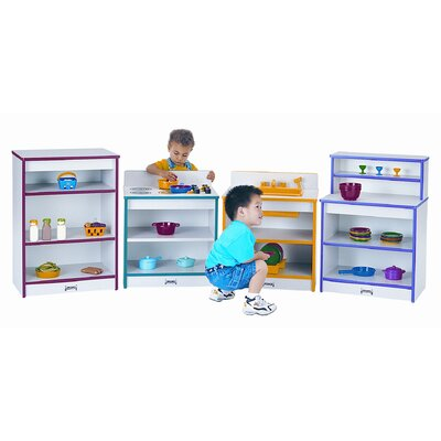 Jonti-Craft 4 Piece Set Toddler Kitchen