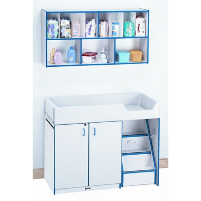 Jonti-Craft Diaper Organizer