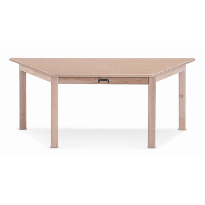 Jonti-Craft Multi-Purpose Trapezoid Laminate Table