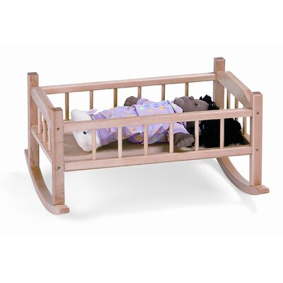 Jonti-Craft Traditional Doll Cradle