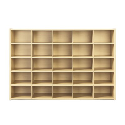 Jonti-Craft 25-Tray Cubbie Storage