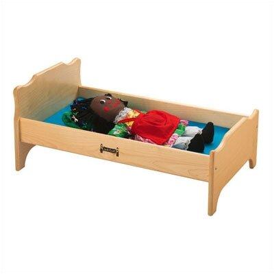 Jonti-Craft Doll Bed