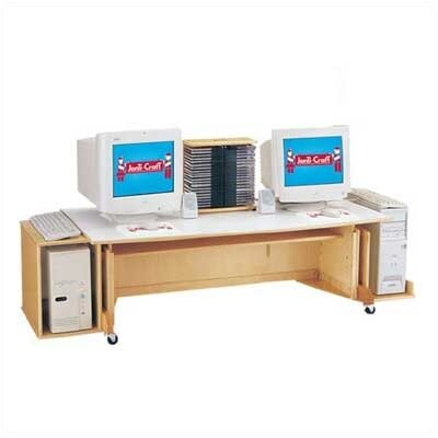 Jonti-Craft Computer Table