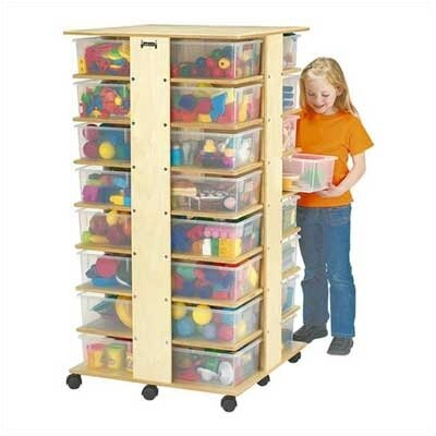 Jonti-Craft Tower 32 Compartment Cubby