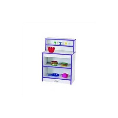Jonti-Craft Rainbow Accents Toddler Cupboard