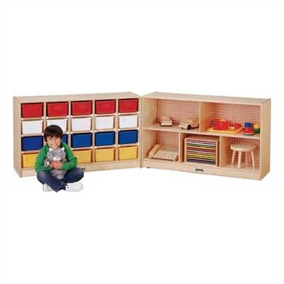 Jonti-Craft Fold-n-Lock 8 Compartment Cubby