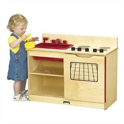 Jonti-Craft 2-in-1 Kinder Kitchen