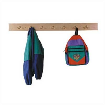 Jonti-Craft Coat Locker - Small Wall Mount