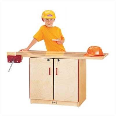 Jonti-Craft Workbench Lockable