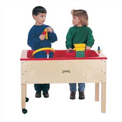 Jonti-Craft Space Saver Sand-n-Water Table