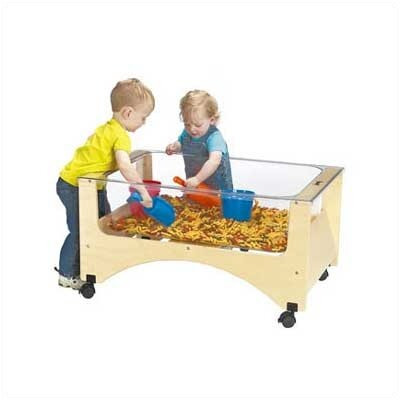 Jonti-Craft See-Thru Sand-n-Water Table - Toddler Height