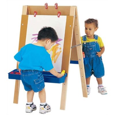 Jonti-Craft Toddler Adjustable Easel