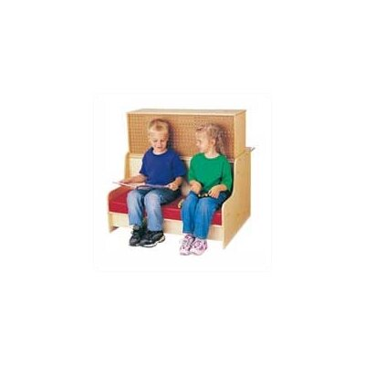 "Jonti-Craft Mini 36"" W Script-n-Skills Station Children's Desk"