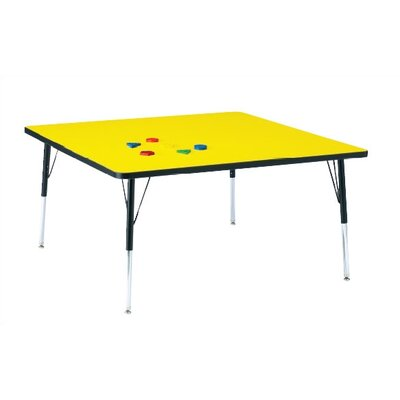 "Jonti-Craft KYDZ Activity Table- Square (48"" x 48"")"