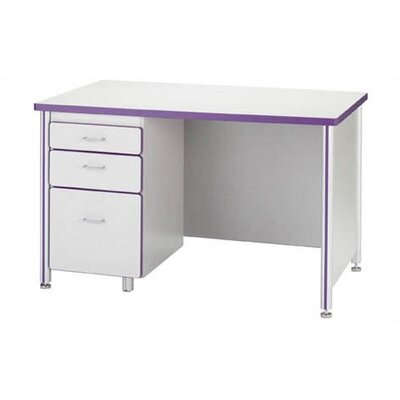 "Jonti-Craft 66"" Teachers"" Writing Desk"