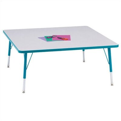 "Jonti-Craft KYDZ Square Activity Table (48"" x 48"")"