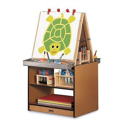 Jonti-Craft SPROUTZ®  2 Station Easel