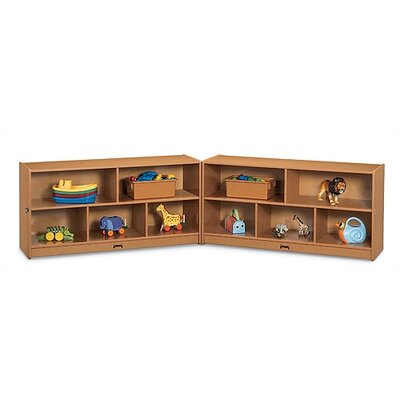Jonti-Craft SPROUTZ®  Toddler Fold-n-Lock Storage