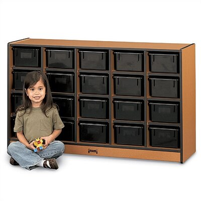 Jonti-Craft SPROUTZ® Mobile 25 Compartment Cubby