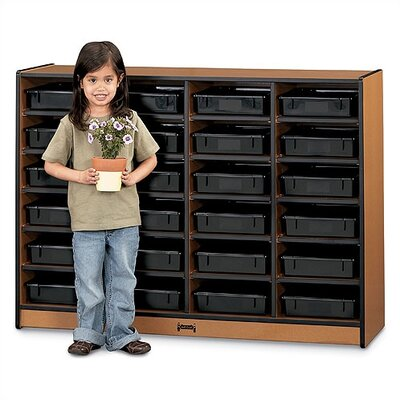 Jonti-Craft SPROUTZ® Paper-Tray 24 Compartment Cubby