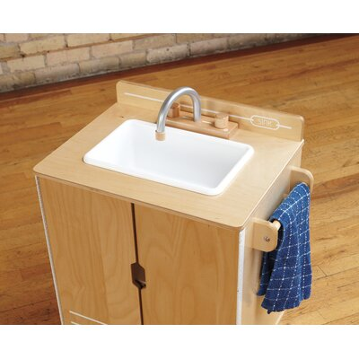 Jonti-Craft TrueModern Play Kitchen Sink
