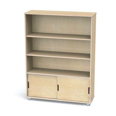 Jonti-Craft TrueModern Three-Shelf Bookcase