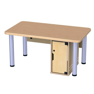 Jonti-Craft TrueModern Small Table