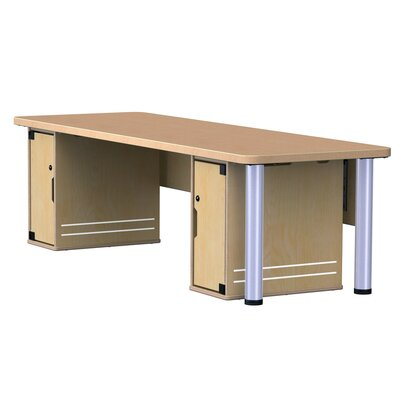 Jonti-Craft TrueModern Large Table