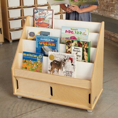 Jonti-Craft TrueModern Book Rack