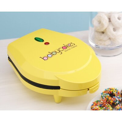 Baby Cakes 6 Mini Doughnut Maker