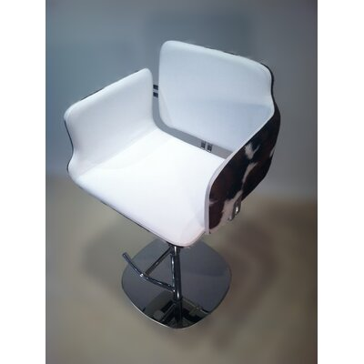 Arka Swivel Bar Stool