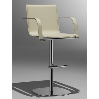 AirNova Galena Adjustable Bar Stool