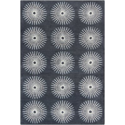 Filament  LLC Cinzia Dark Grey/Grey Abstract Rug